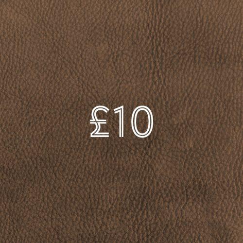 £10 E-Voucher